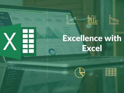 Excellence with Excel: The Basics