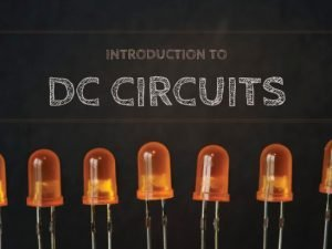 Introduction to DC Circuits - Bohubrihi Course
