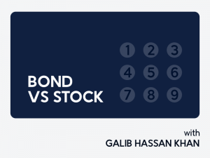 Bond vs Stock: The Crash Course