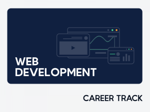 Career Track: Full Stack Web Development With Pyth...