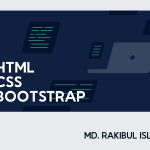 Complete HTML5, CSS3 & Bootstrap 4