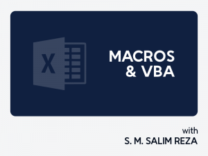 Macros & VBA for Excel Automation