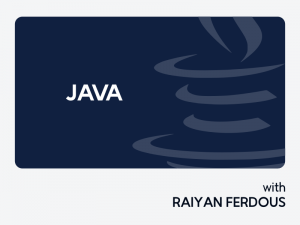 Advanced JAVA Programming for Software Development